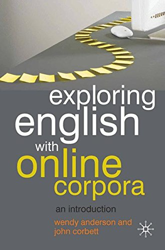 Exploring English With Online Corpora: An introduction (0)