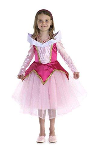 n-Kleid, Kinderfaschingskostüm Größe: M (4-6 Jahre) (Dornröschen Kleid Für Erwachsene)