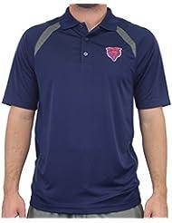 """Chicago Bears Majestic NFL """"Winners"""" Men's Short Sleeve Polo Shirt Chemise"""