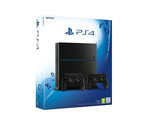 Preisvergleich Produktbild Sony PlayStation 4 1TB Ultimate Player Edition inkl. 2 Controller CUH-1216B Version