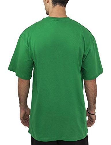 Urban Classics Herren T-Shirt Tall Tee Grün (c.green 76)