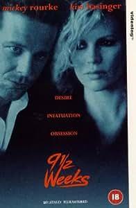 9 ½ Weeks [VHS]