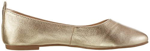 Buffalo Zs 6272-16 Soft Tumbled, Ballerines Femme Or (Gold 01)