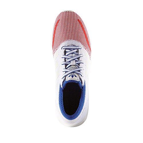 La Ginnastica Rosso Blu Adidas Los Angeles Bianco Uomo qEfwf6tn