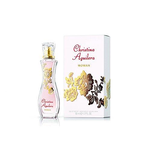 Christina Aguilera Woman Eau de Parfum Natural Spray, 50 ml