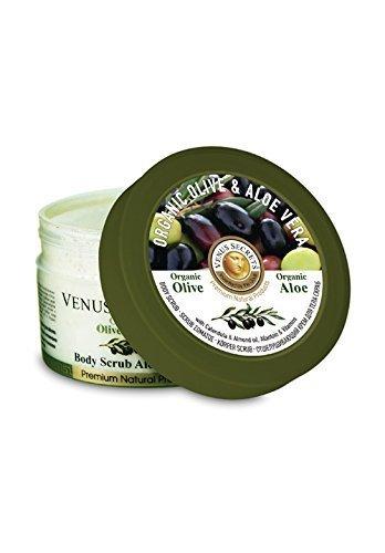 venus-secrets-natural-body-scrub-olive-aloe-vera-280ml-moisturizes-and-softens-skin-deep-hydration-a