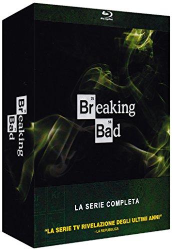 Breaking Bad - La Serie Completa (15 Blu-Ray)