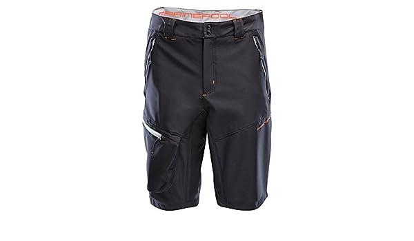 Marinepool Ripley Trousers Men black /& silvergrey