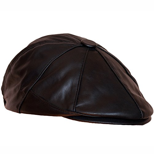 dazoriginal-newsboy-style-cap-baker-boy-leather-hat-8-panel-flat-cap-newsboy-cabby-hat-mens-flat-cap