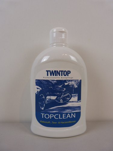 Twintop Reiniger - Topclean - Teerentferner 500 ml