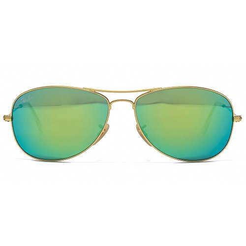 Ray-ban Mod. 3362 - Gafas de sol para hombre, Gold (112/19 112/19), 56 mm