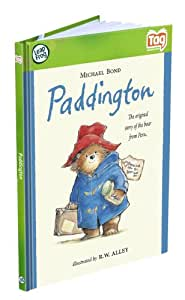 LeapFrog - Livre Tag Paddington Bear - Langue: anglais