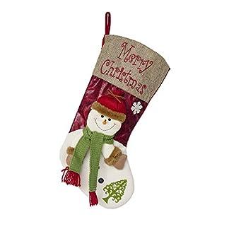 NIKKY HOME Calcetín navideño Decoración navideña de Gran tamaño