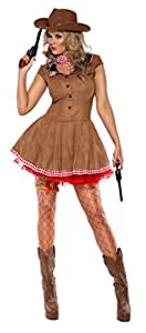 Fancy Dress Fever Costume - Wild West - Size 12 / 14