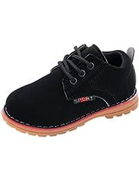Kukul Zapatos de cordones Botas para niños Zapatos casuales, 2017 Martin Sneaker