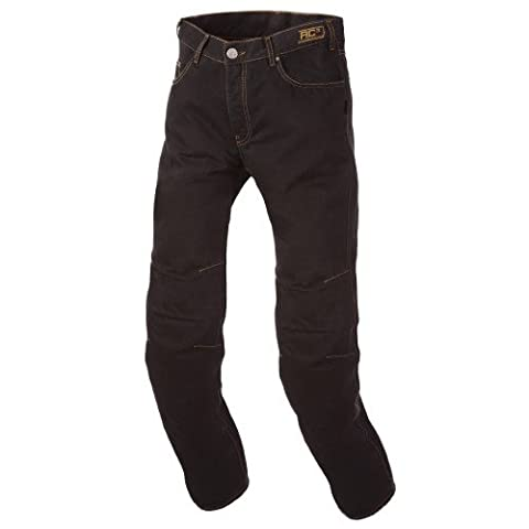 Bering - Pantalon moto - Bering Pantalon ELTON Noir - XXL