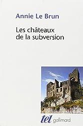 Les châteaux de la subversion/Soudain un bloc d'abîme, Sade