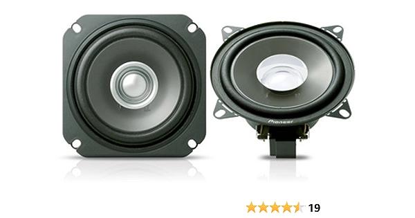 Pioneer Ts 1001 I 10 Cm Markenspezifische Doppelmembran Lautsprecher