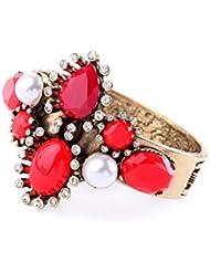 &qq Pulsera,Joyas, pulseras retro personalidad de la joyería de perlas, pulseras, regalos perfectos, exquisito diseño, mano de obra exquisita