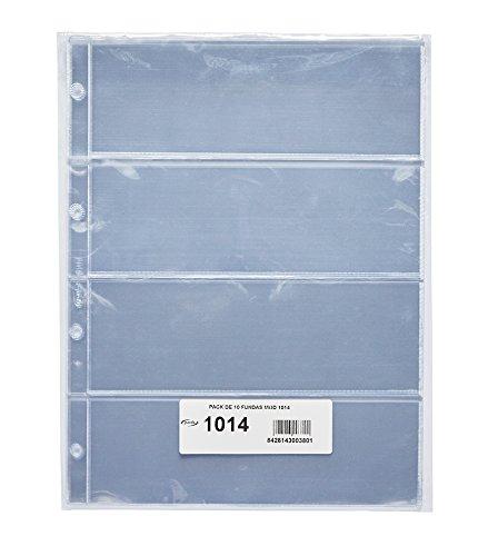 Pardo 101400 - Pack 10 fundas colección