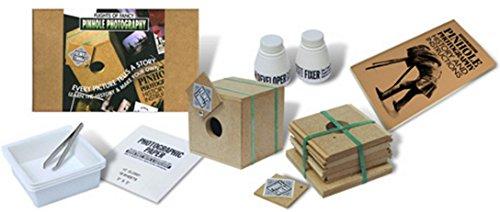 Pinhole - Kit de fotografía