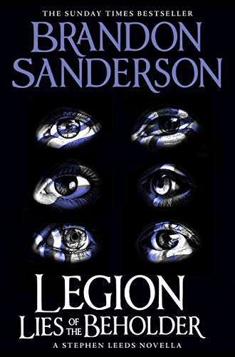 Legion: Lies of the Beholder (English Edition) eBook: Brandon ...