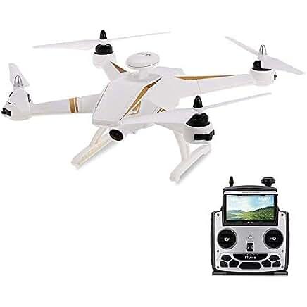 RC Drone, D80 Con Videocamera HD 1080P Drone 5.8G, Live Video E GPS Return Home, Il Quadcopter