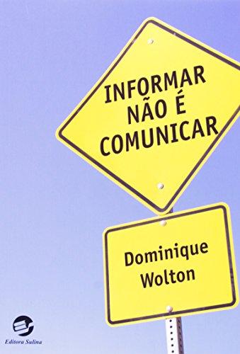 Informar não É Comunicar