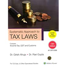 Systematic Approach to Tax Laws