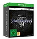 Kingdom Hearts III - Deluxe Edition - [Xbox One]