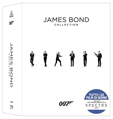 007 - James Bond Collection (23 Blu-Ray)