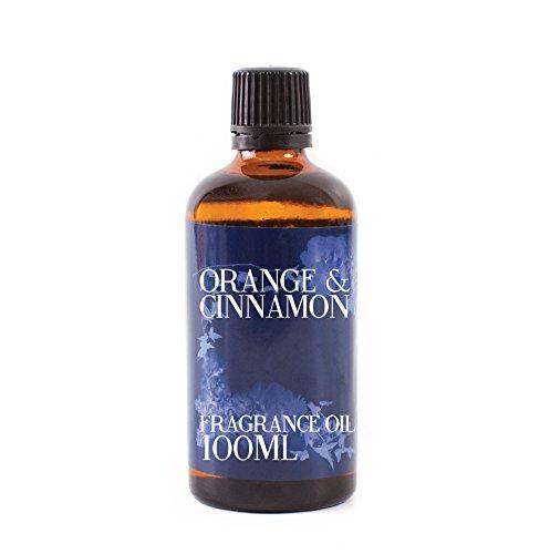 Mystic Moments Huile Parfumée Orange Et Cannelle 100ml