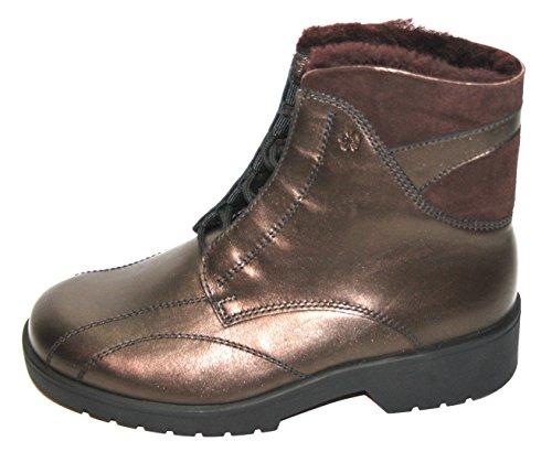 Ganter 6-205571 Ellen Damen Winter Stiefel & Stiefeletten Weite G Braun (kupfer)