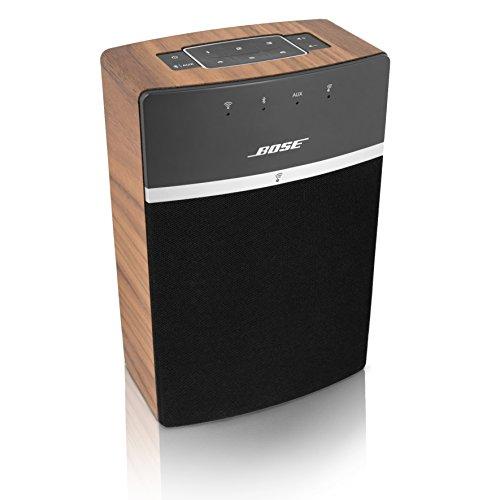 Preisvergleich Produktbild BALOLO Bose Sound Touch 10 Walnuss Echtholzcover