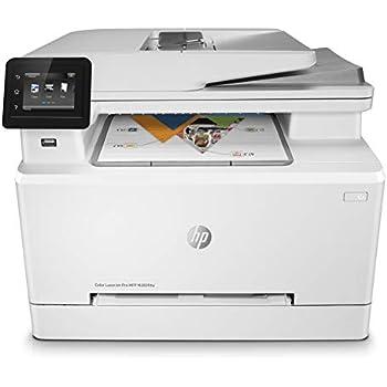 HP Color Laserjet Pro MFP M283fdw - Impresora láser (8.5 x ...