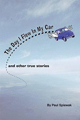 The Day I Flew in My Car & Other Stories Cover Image
