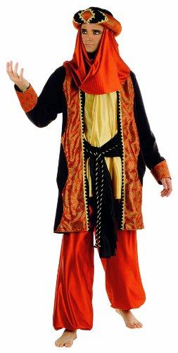 Limit Sport - Disfraz de árabe para hombre, talla M (MA395)