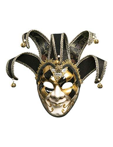 e Herren Maskerade Maske Spaßvogel Maskerade Partei Maske Halloween Fairy Party Gesichtsmaske Ereignis Partei Ball Mardi Gars für Hochzeit Mardi Gras Party Ball Prom ()