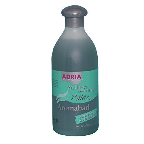 HOLSTE Adria Relax Aromabad, grün, mit Kaiser Natron, 400ml