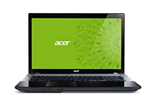 "Acer Aspire V3-771-33126G75MA Ordinateur portable 17.3 ""(43,94 cm) Intel Core i3 3120M 2,5 GHz 750 Go 6 Go HD GRAPH. 4000 Windows 8"