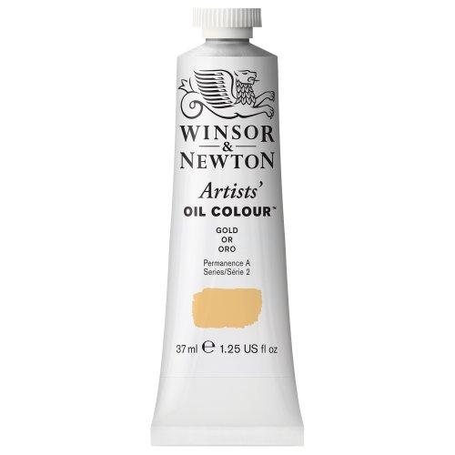 Winsor & Newton-Colore ad Olio, 37ml, per pittura oro