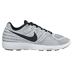 Nike Wmns Nike Lunartempo 2, Womens Running Shoes, White (Whiteblack), 6.5 (40.5 Eu)