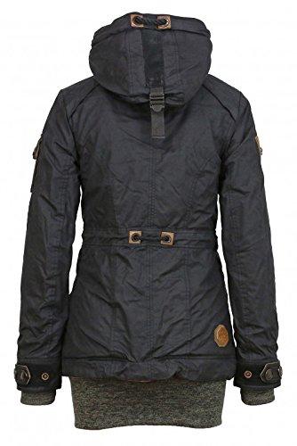 dfdd3c71492838 Action Naketano Women s Jacket Langes Fädchen