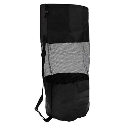 Mesh-kordelzug-verschluss (SGerste Dive Bag-Heavy Duty Mesh Duffel Bag, Kordelzug Tasche für für Tauchen, Scuba, Schnorchel, Schwimmen, Surfen, Sport und mehr)