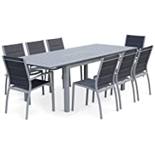 Amazon.fr : table jardin aluminium