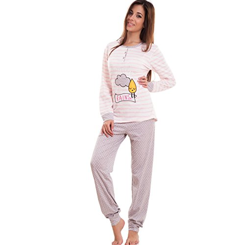 Toocool - Ensemble de pyjama - Femme Rose