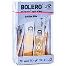 Bolero Sticks - Lemon & Lime (12 Sticks)