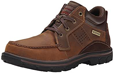 Skechers Segment Melego, Sneakers Basses homme, Marron, 40 EU (6.5 UK)