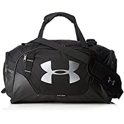 Under Armour UA Undeniable – Bolsa para viaje de 3.0, color negro, tamaño32 L (51x26x24 cm)