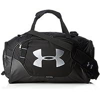 Under Armour UA Undeniable–Bolsa para viaje de 3.0, color negro, tamaño32 L (51x26x24 cm)
